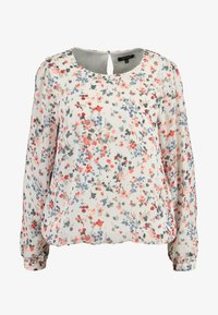 More & More - BLOUSE SLEEVE - Blouse - cool sand multicolor - 3