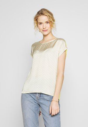Blouse - light lemon