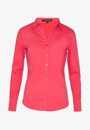 BLOUSE - Overhemdblouse - soft raspberry