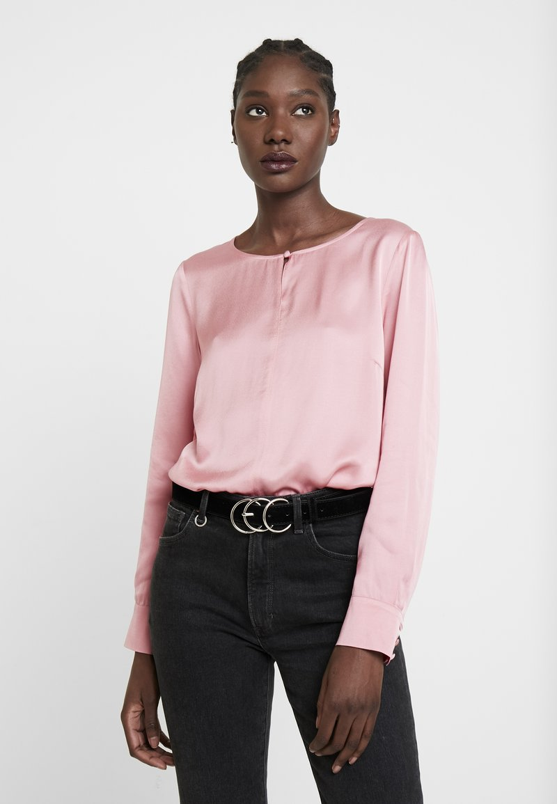 More & More - BLOUSE SLEEVE - Blouse - rose