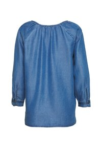 More & More - BLOUSE 3/4 SLEEVE - Blouse - denim blue - 1