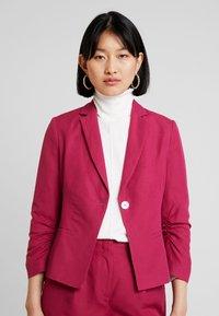 More & More - Blazer - sweet raspberry - 0