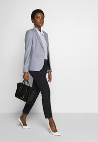 More & More - Blazer - marine/multicolor - 1