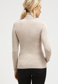 More & More - Sweter - light camelmelange - 2