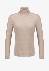 More & More - Sweter - light camelmelange - 6