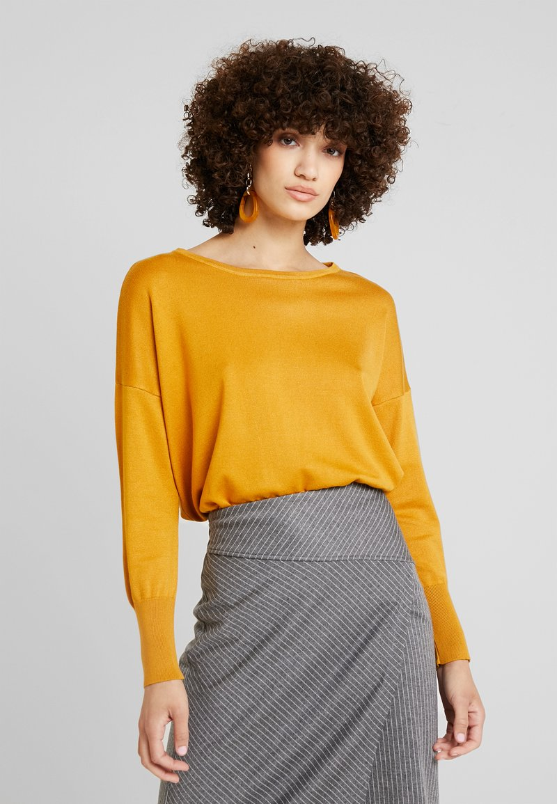 More & More - ARM - Jumper - autumn yellow