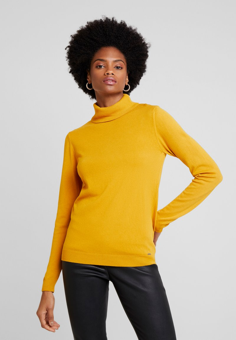 More & More - Jersey de punto - autumn yellow