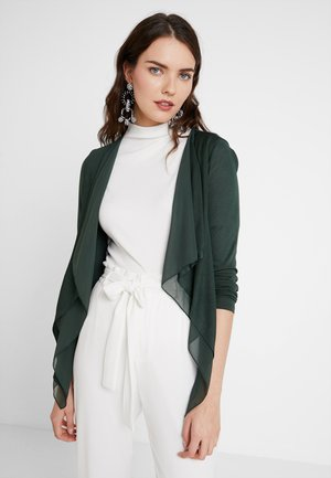 JACKET - Gilet - tropical green