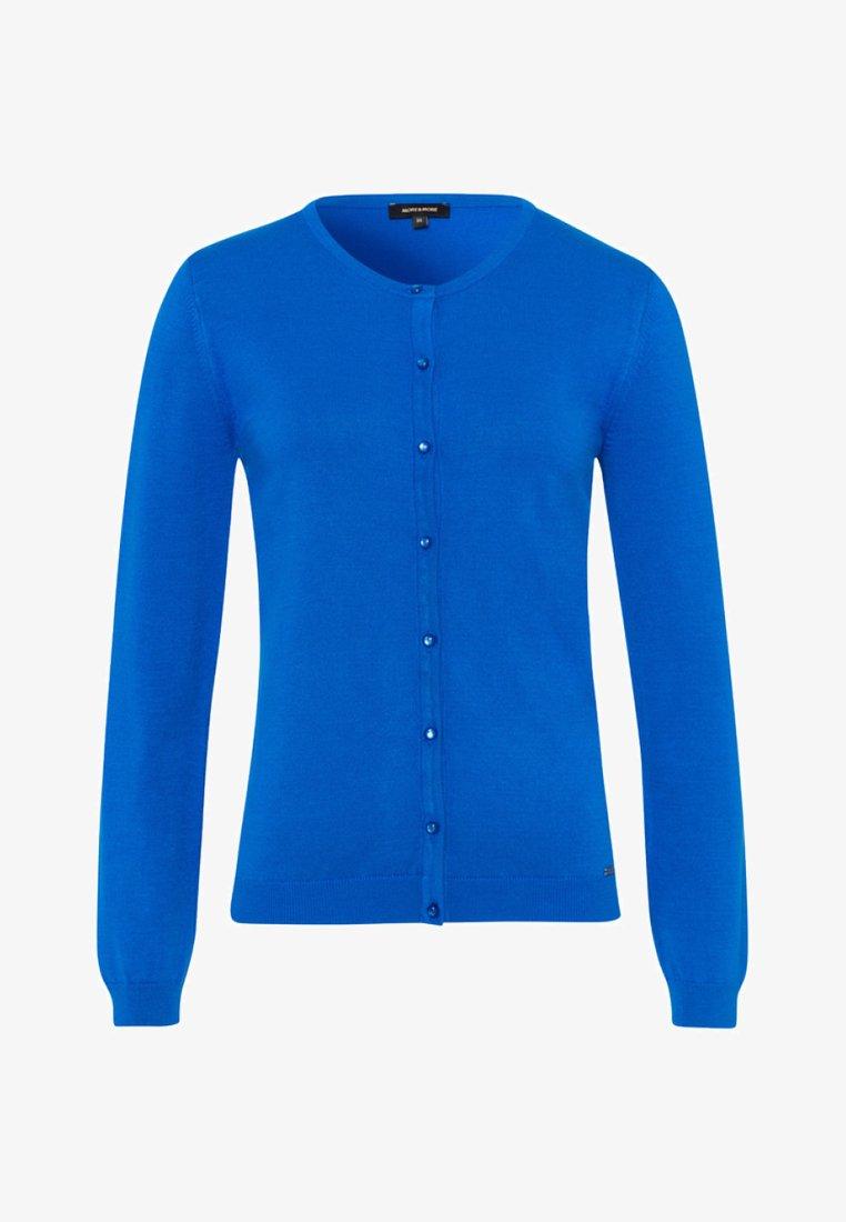 More & More - Cardigan - blue
