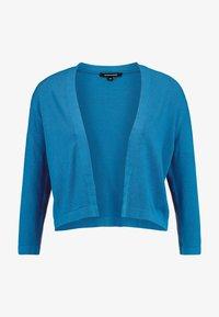 More & More - CARDIGAN - Cardigan - blue petrol - 3