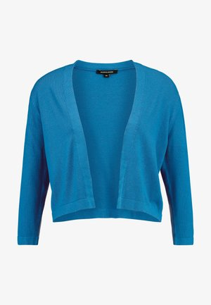 CARDIGAN - Cardigan - blue petrol