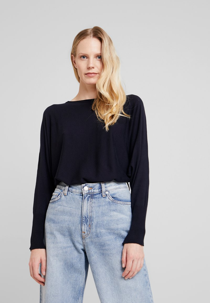 More & More - Pullover - marine