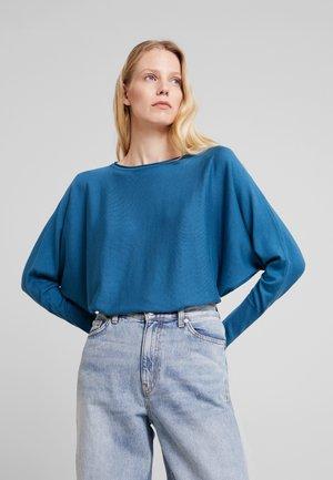 Pullover - blue petrol