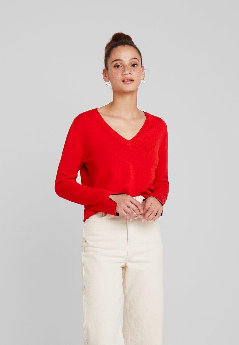 More & More - Sweatshirt - bright orange