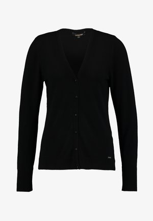CARDIGAN - Kofta - black