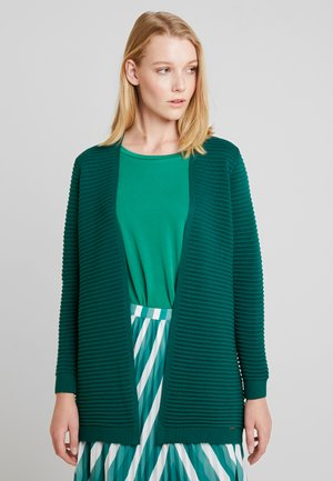 CARDIGAN - Kofta - emerald green