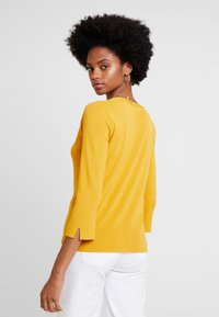 More & More - 1/1 SLEEVE - Jumper - autumn yellow - 2