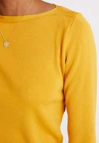 More & More - 1/1 SLEEVE - Jumper - autumn yellow - 5