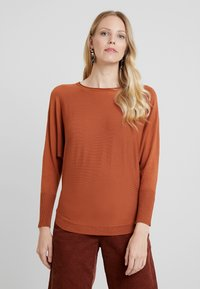 More & More - Pullover - pumpkin orange - 0