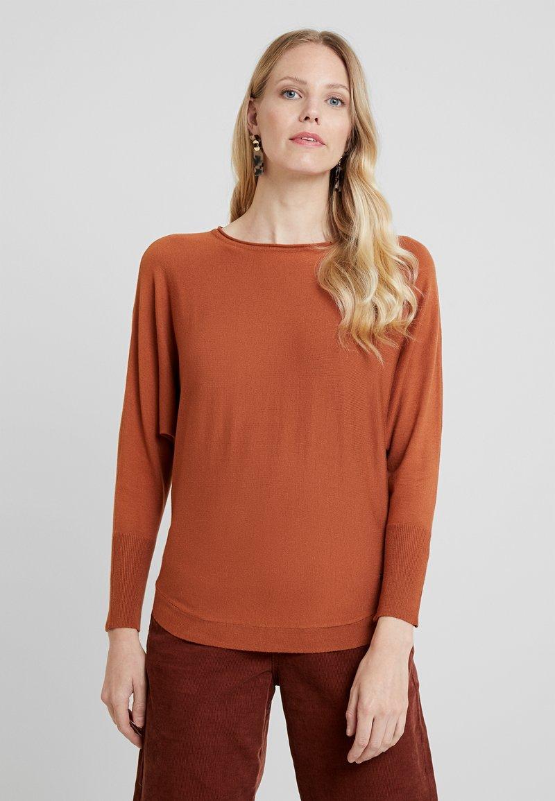 More & More - Pullover - pumpkin orange