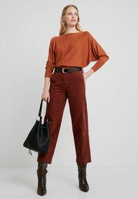More & More - Pullover - pumpkin orange - 1