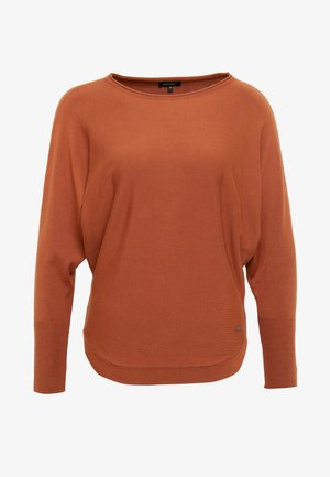 Sweter - pumpkin orange