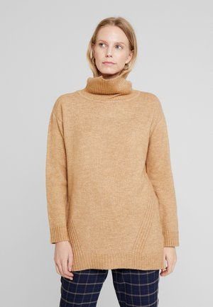 SLEEVE - Pullover - new camel