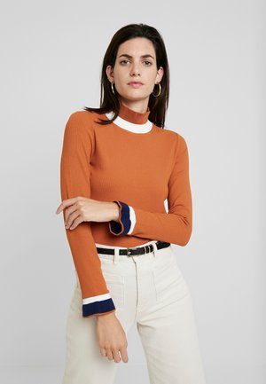 Maglione - pumpkin orange