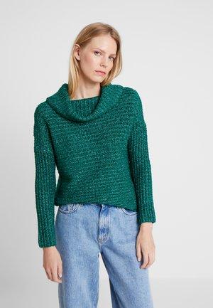 Maglione - emerald green
