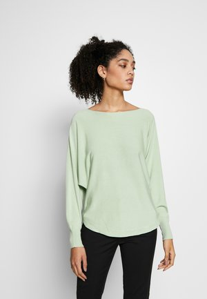Jumper - soft green