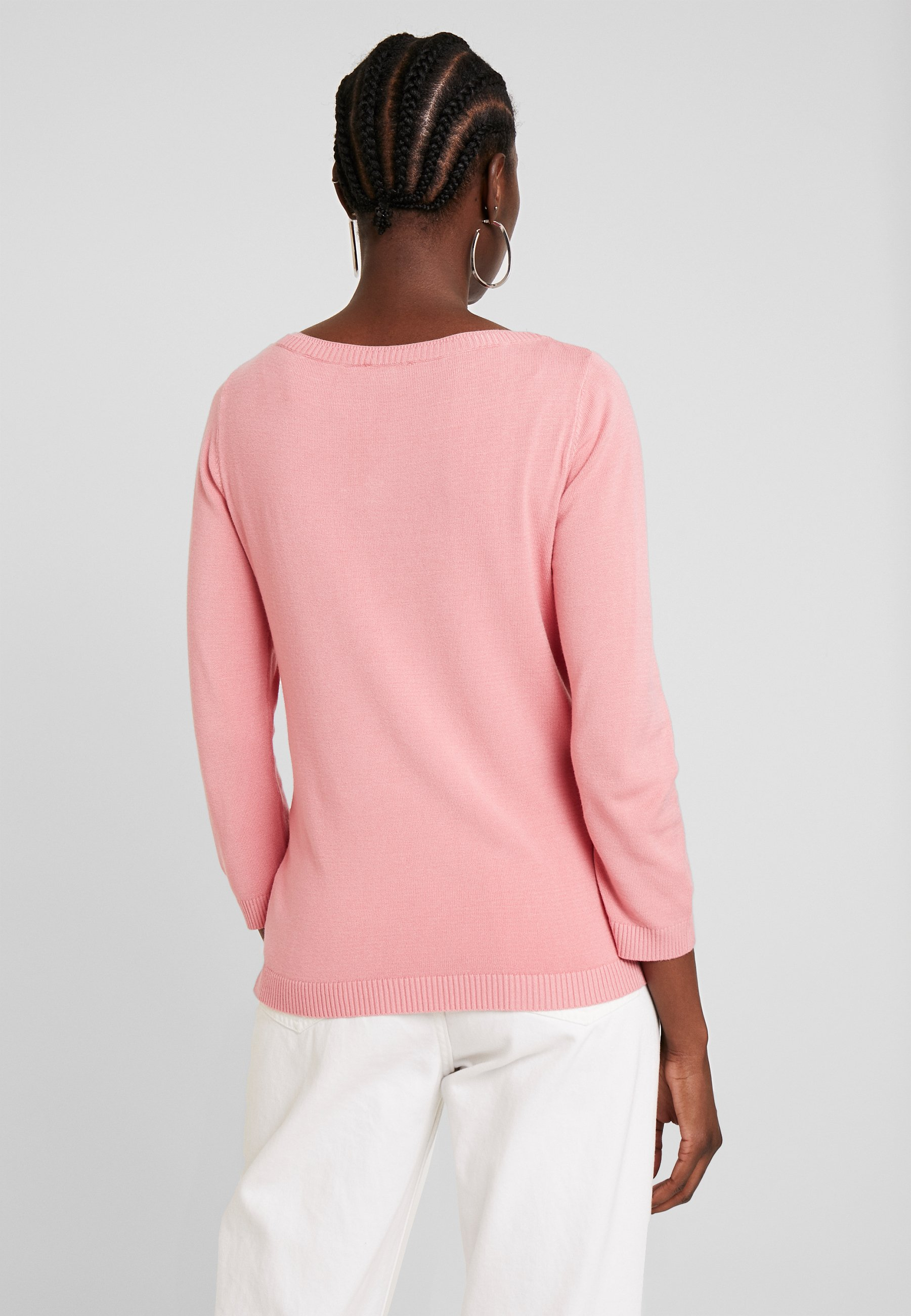 More & More Sweter - rose