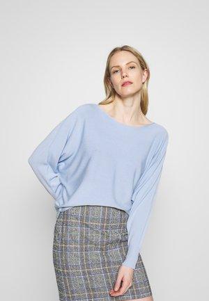 1/1 SLEEVE - Pullover - sky blue