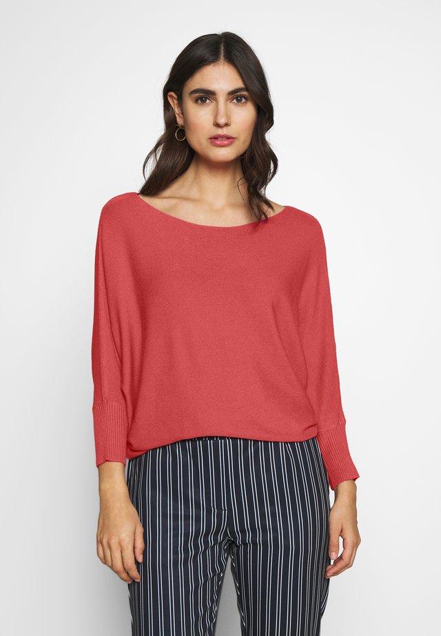 Jersey de punto - soft raspberry
