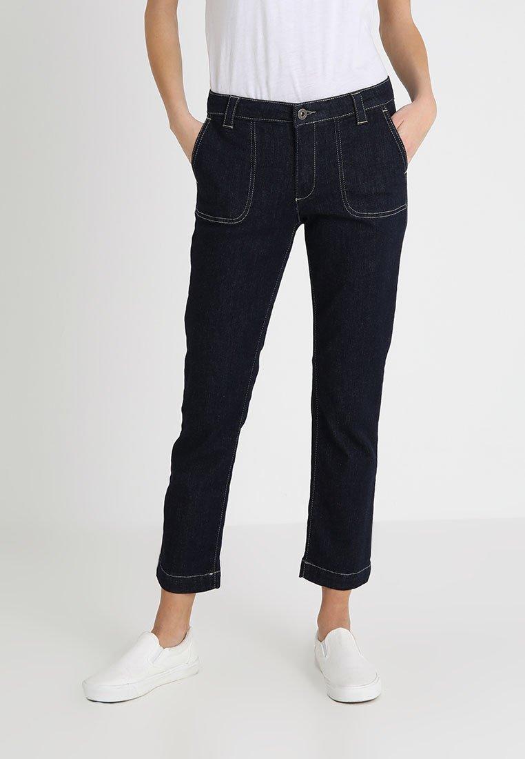 More & More - Straight leg jeans - dark blue