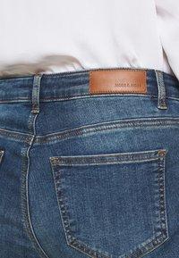 More & More - Jean slim - denim blue - 4