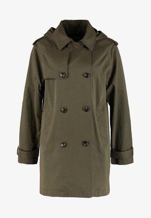 JACKET LONG - Trenchcoat - new khaki