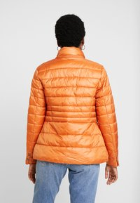 More & More - JACKET - Lehká bunda - pumpkin orange - 3