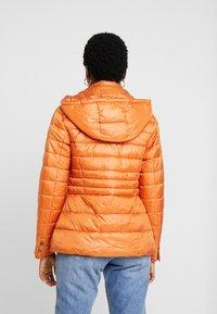 More & More - JACKET - Lehká bunda - pumpkin orange - 2
