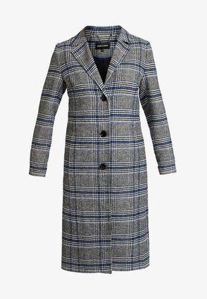COAT - Zimní kabát - black/multicolor