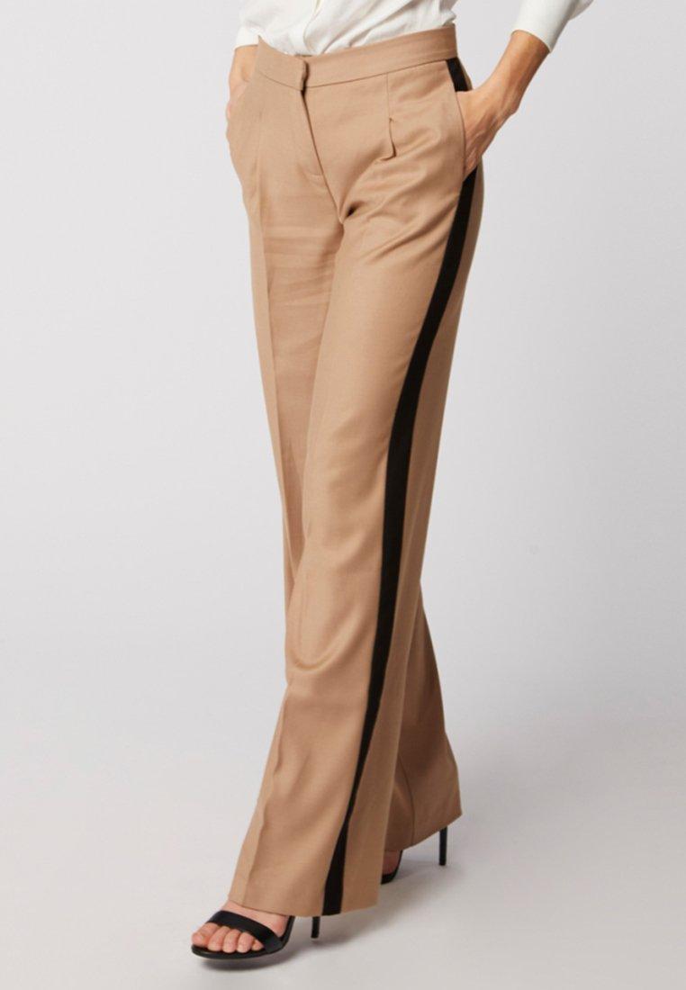 Morgan - Pantaloni - camel