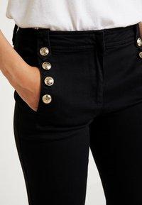 Morgan - PARADE - Jeans Bootcut - noir - 4