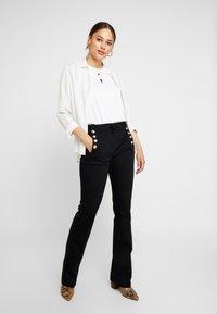 Morgan - PARADE - Jeans Bootcut - noir - 1