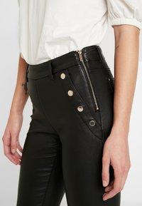 Morgan - POETE.N - Pantalon classique - black - 5