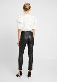 Morgan - POETE.N - Pantalon classique - black - 2