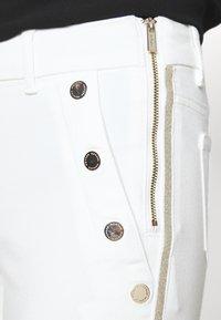 Morgan - PEPPER - Pantalon classique - white - 5