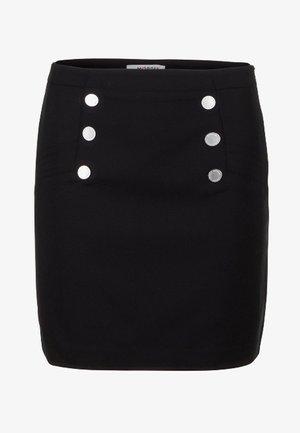 PITA - Minijupe - black