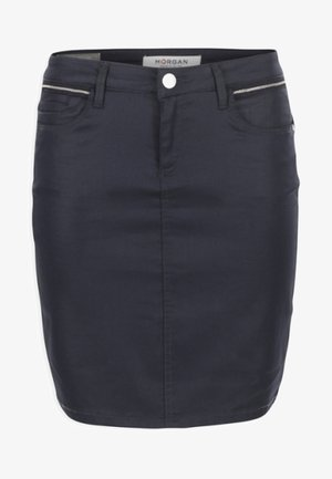 Jupe en jean - dark blue