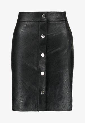 JARED - Minifalda - noir