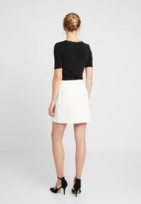 Morgan - A-line skirt - off white - 2