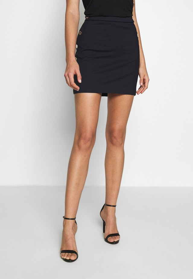 JILOLA - Mini skirt - marine